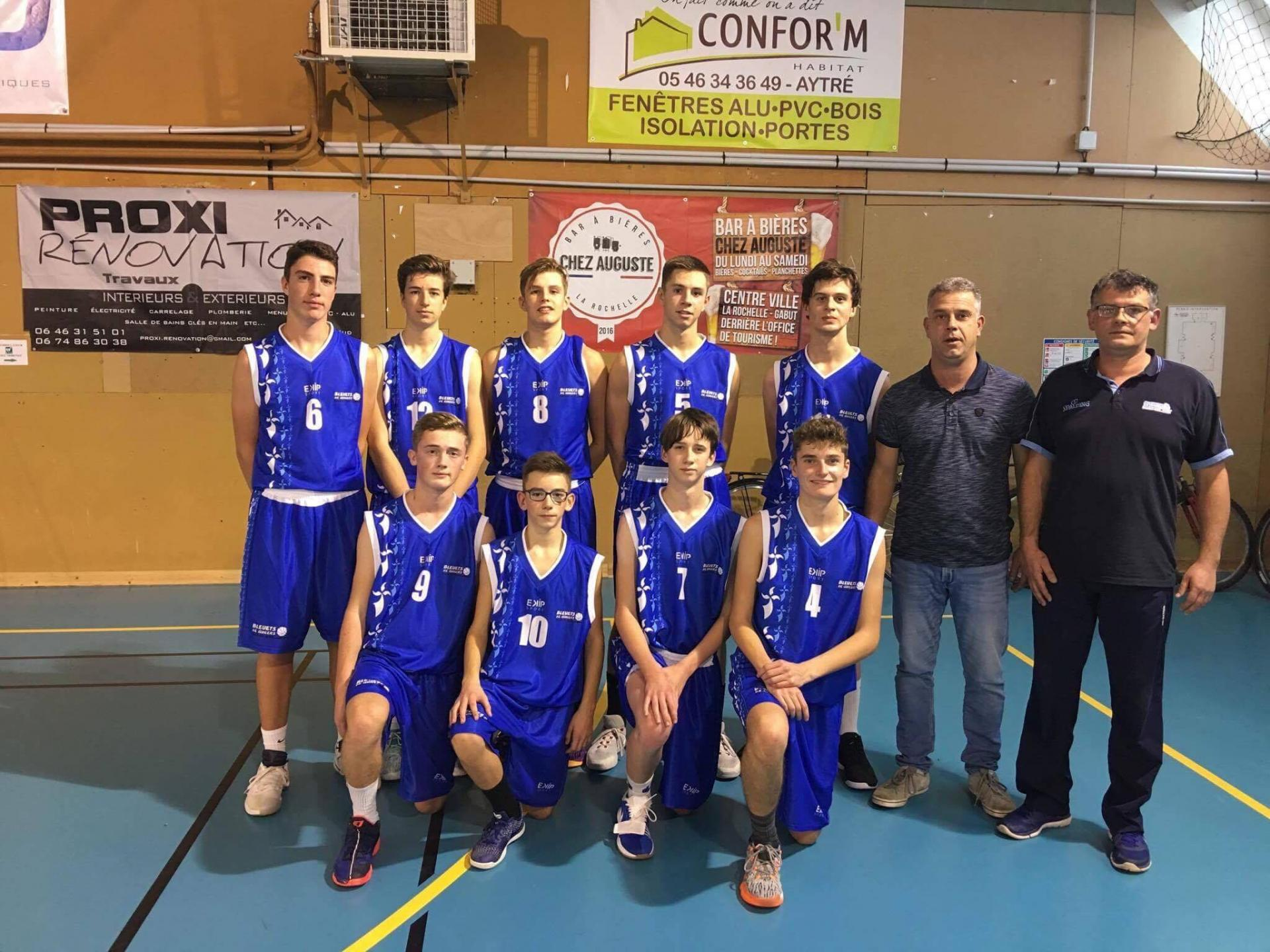 Coupe de france u17m aytre