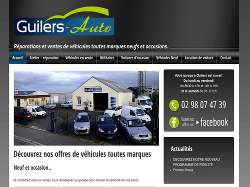Guilers auto1
